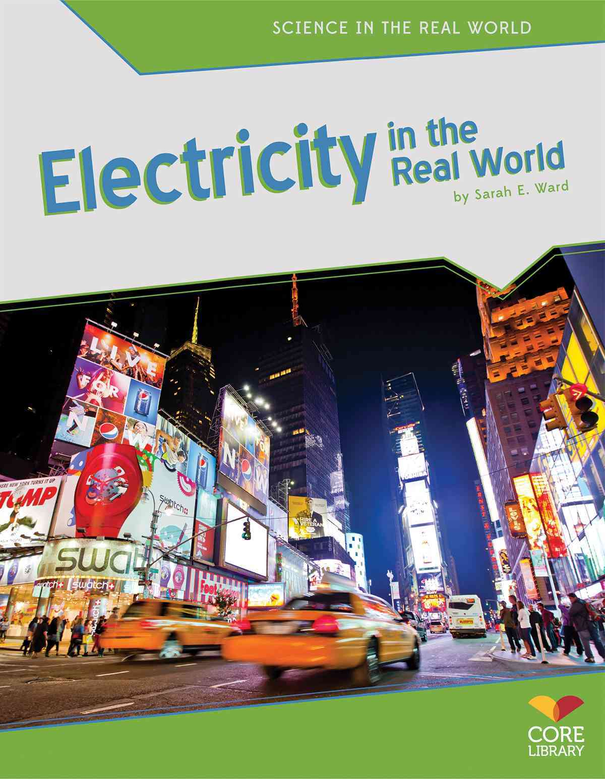 Electricity in the Real World By Ward, Sarah E.